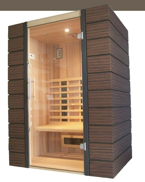 saunas belges secs sur mesure aurazen. Black Bedroom Furniture Sets. Home Design Ideas